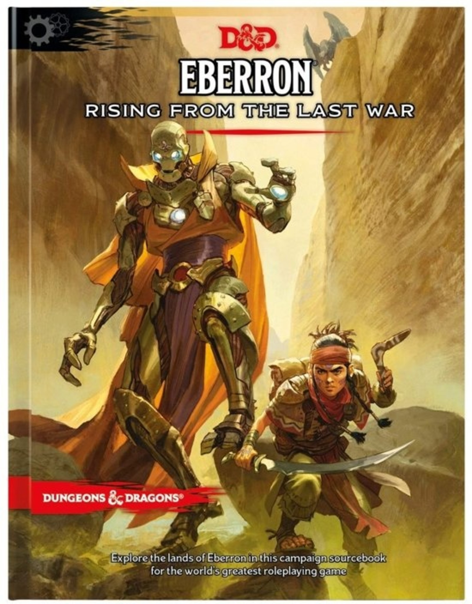 Wizards of the Coast D&D 5th ed. Eberron Rising from the Last War