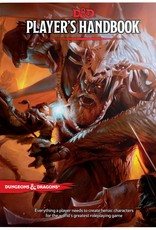 Wizards of the Coast D&D 5th ed. Player's Handbook