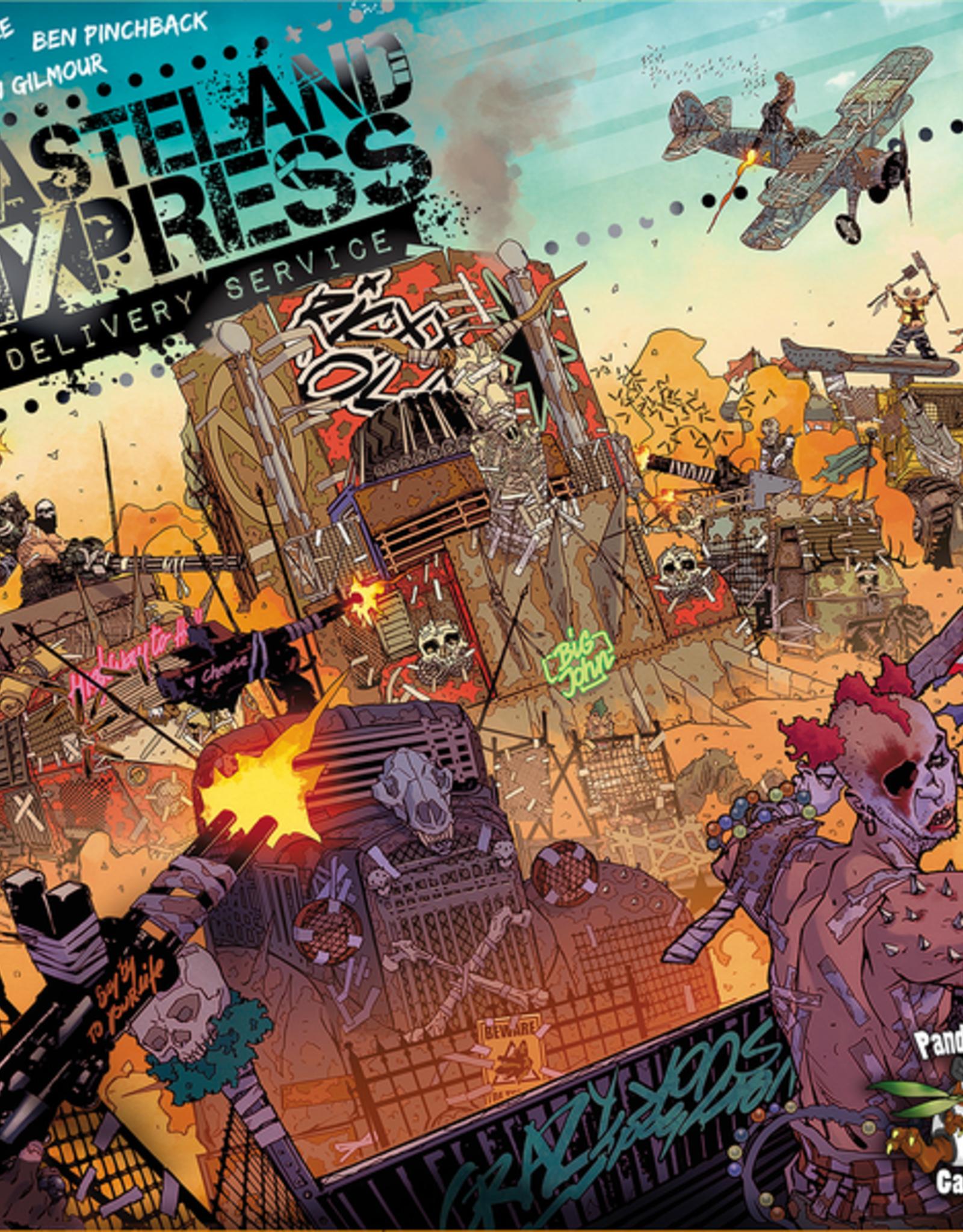 Pandasaurus Games Wasteland Express Delivery Service (EN)