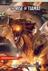 Wizards of the Coast D&D 5th ed. The Rise of Tiamat
