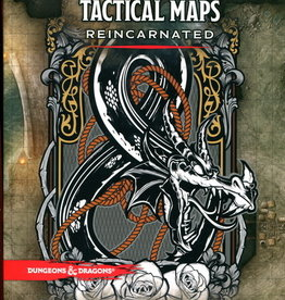 Wizards of the Coast D&D 5th ed. Tactical Maps Reincarnated