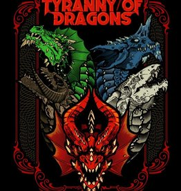 Wizards of the Coast D&D 5th ed. Tyranny of Dragons Limited Edition