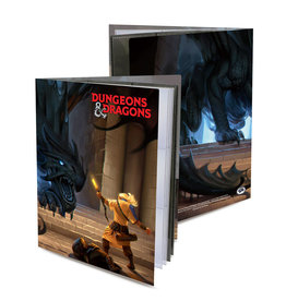 Ultra Pro D&D 5th ed. Character Folio - Shadow Dragon