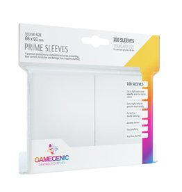 Gamegenic Gamegenic Prime Sleeves White (100)