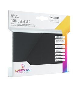 Gamegenic Gamegenic Prime Sleeves Black (100)