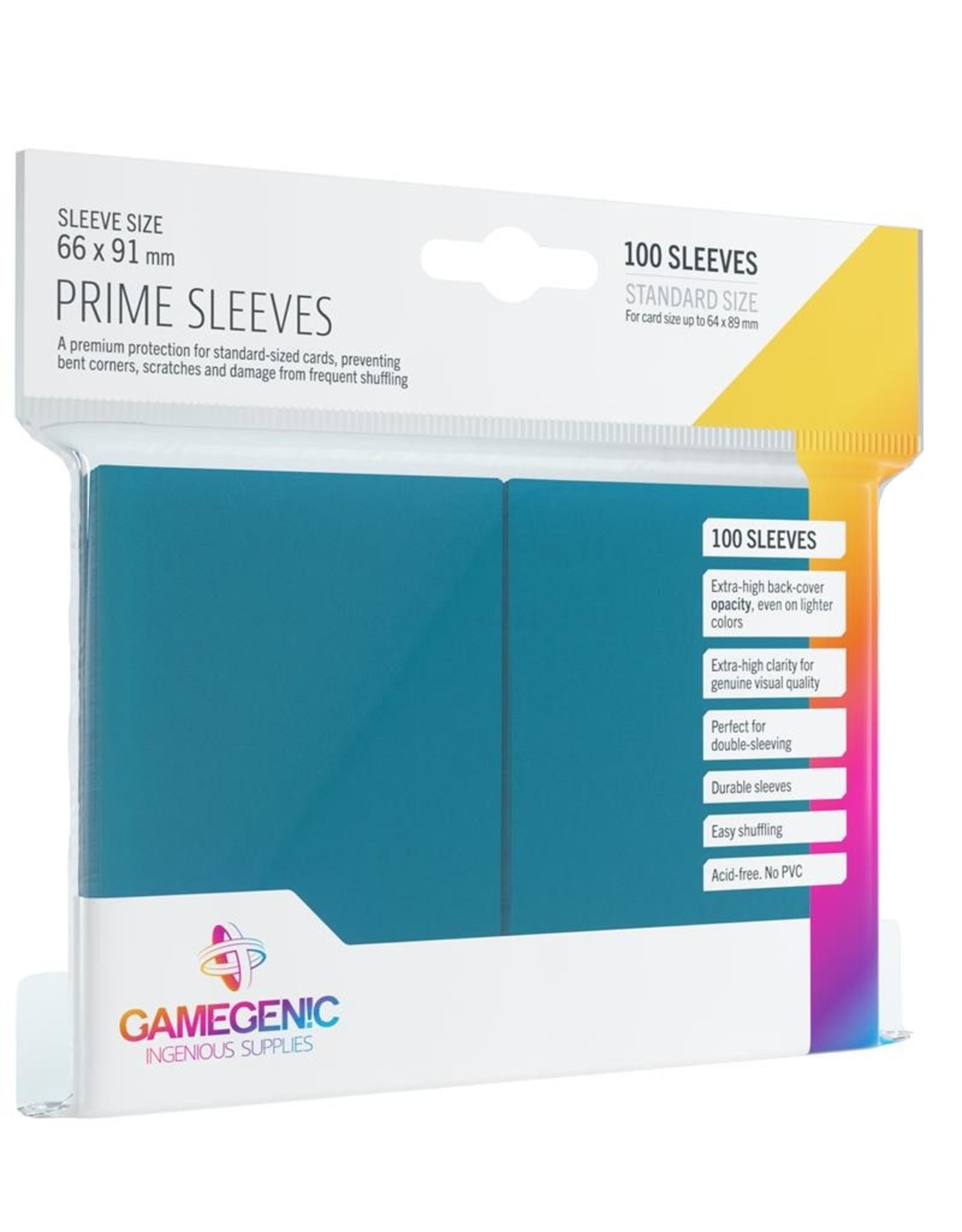 Gamegenic Gamegenic Prime Sleeves Blue (100)