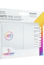 Gamegenic Gamegenic Matte Prime Sleeves White (100)