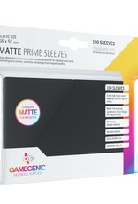 Gamegenic Gamegenic Matte Prime Sleeves Black (100)