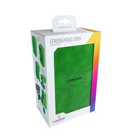 Gamegenic Gamegenic Stronghold 200+ Convertible Green