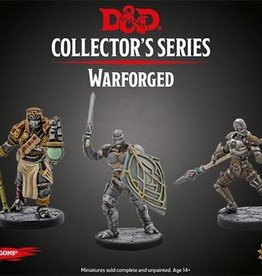 Gale Force Nine D&D Collector's Series Warforged