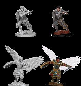 Wizkids D&D Nolzur's Marvelous Miniatures Aasimar Fighter Male