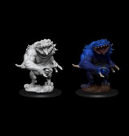 Wizkids D&D Nolzur's Marvelous Miniatures Blue Slaad
