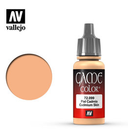 Vallejo Vallejo Game Color Cadmium Skin