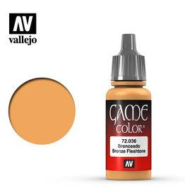 Vallejo Vallejo Game Color Bronze Fleshtone