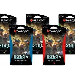 Wizards of the Coast MtG Ikoria, Lair of Behemoths Theme Booster Box (pre-order)