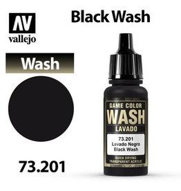 Vallejo Vallejo Game Color Black Wash