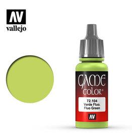 Vallejo Vallejo Game Color Fluo Green