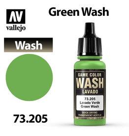 Vallejo Vallejo Game Color Green Wash