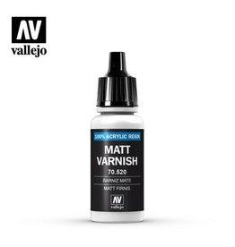 Vallejo Vallejo Game Color Matt Varnish