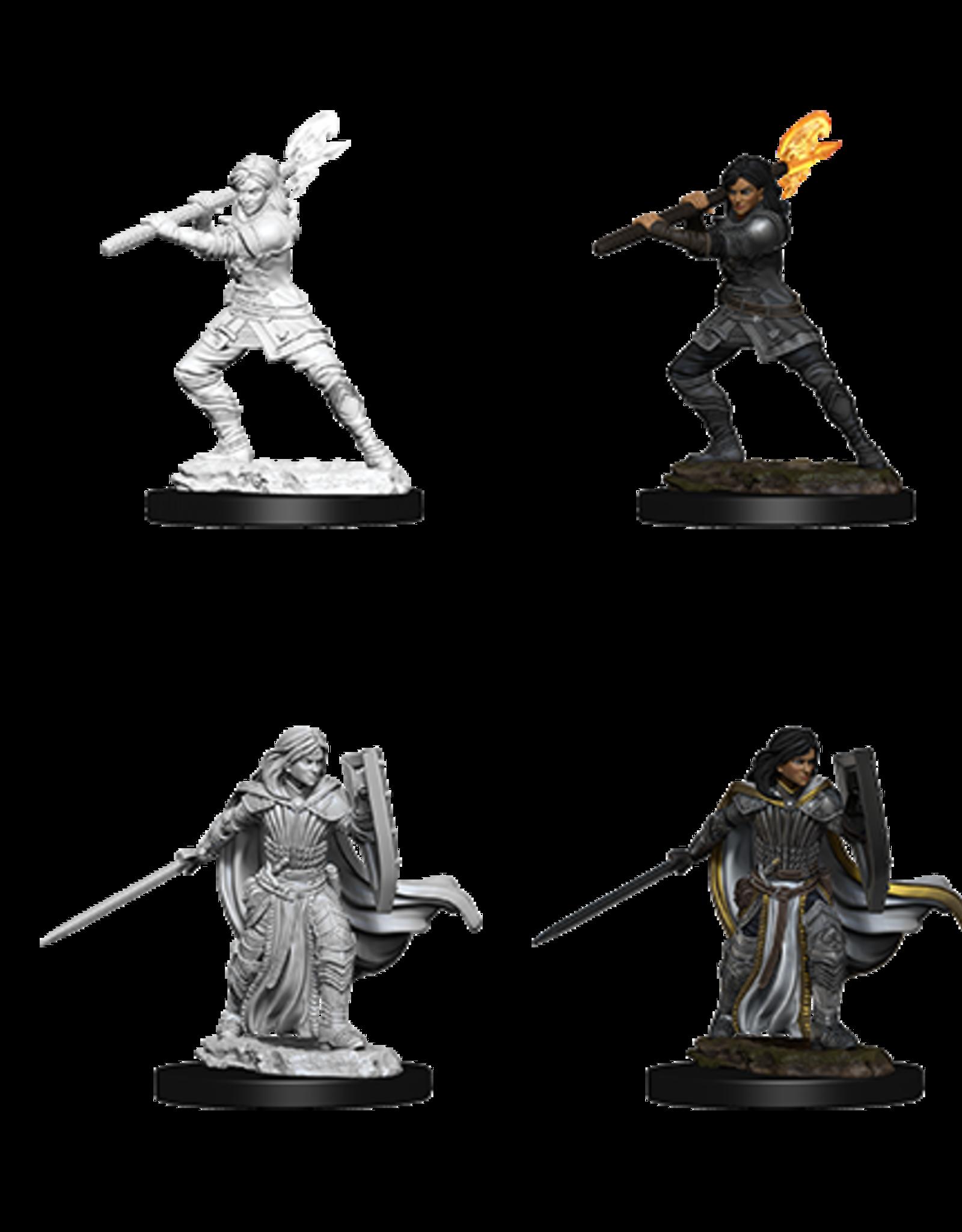 Amazon.com: D&D Fantasy Miniatures 2.5D Wood Laser Cut Figures ... | 2048x1600