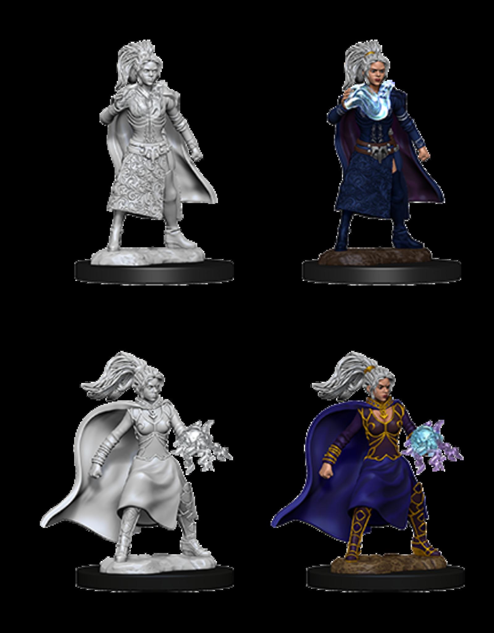 Wizkids D&D Nolzur's Marvelous Miniatures Human Sorcerer Female