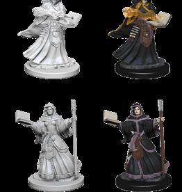 Wizkids D&D Nolzur's Marvelous Miniatures Human Wizard Female