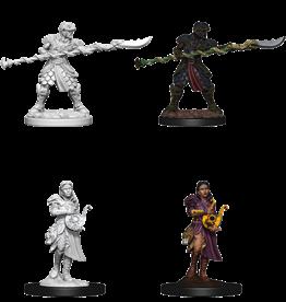Wizkids D&D Nolzur's Marvelous Miniatures Yuan-Ti Pureblood Adventurers