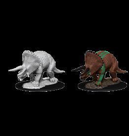 Wizkids D&D Nolzur's Marvelous Miniatures Triceratops