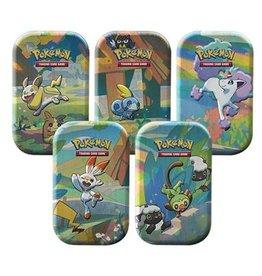 Pokemon USA Pokemon Galar Pals Mini Tin