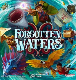 Plaid Hat Games Forgotten Waters A Crossroads Game