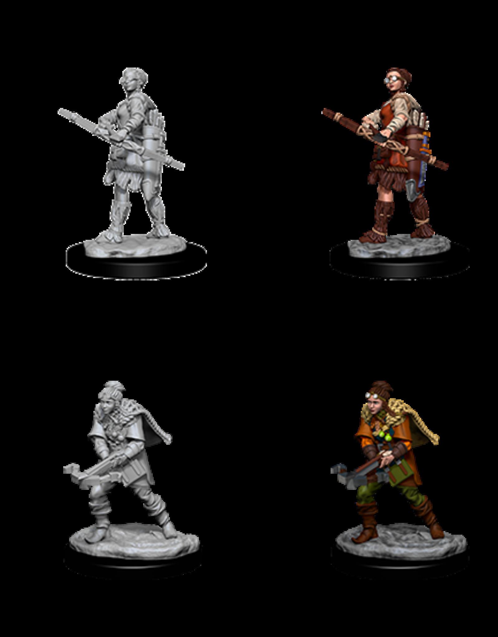 Wizkids D&D Nolzur's Marvelous Miniatures Human Ranger Female 2