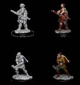 Wizkids D&D Nolzur's Marvelous Miniatures Human Ranger Female