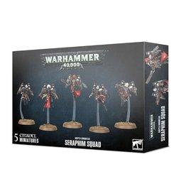 Games Workshop Adepta Sororitas Seraphim Squad