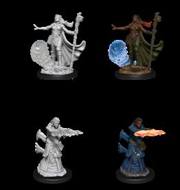 Wizkids D&D Nolzur's Marvelous Miniatures Human Wizard Female 2