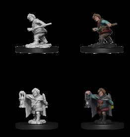 Wizkids D&D Nolzur's Marvelous Miniatures Halfling Rogue Male 2