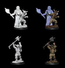 Wizkids D&D Nolzur's Marvelous Miniatures Human Barbarian Male 2