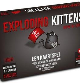 Exploding Kittens Exploding Kittens NSFW 18+, Nederlandstalig