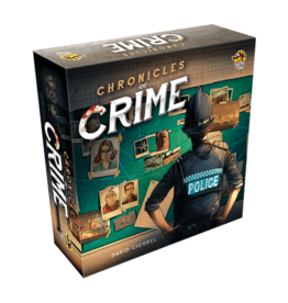 Lucky Duck Games Chronicles of Crime (EN)