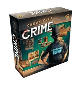 Lucky Duck Games Chronicles of Crime Engelstalig