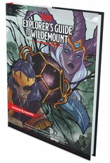 Wizards of the Coast D&D 5th ed. Explorer's Guide to Wildemount