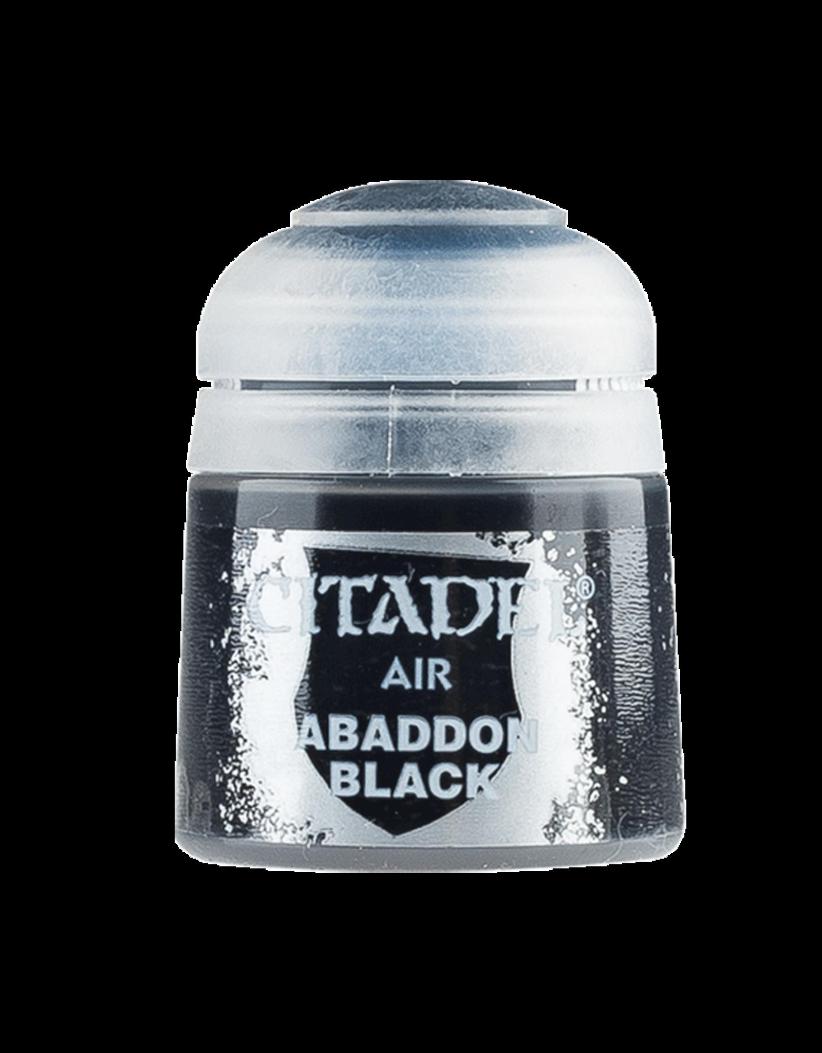 Games Workshop Citadel Air: Abaddon Black (24ml)