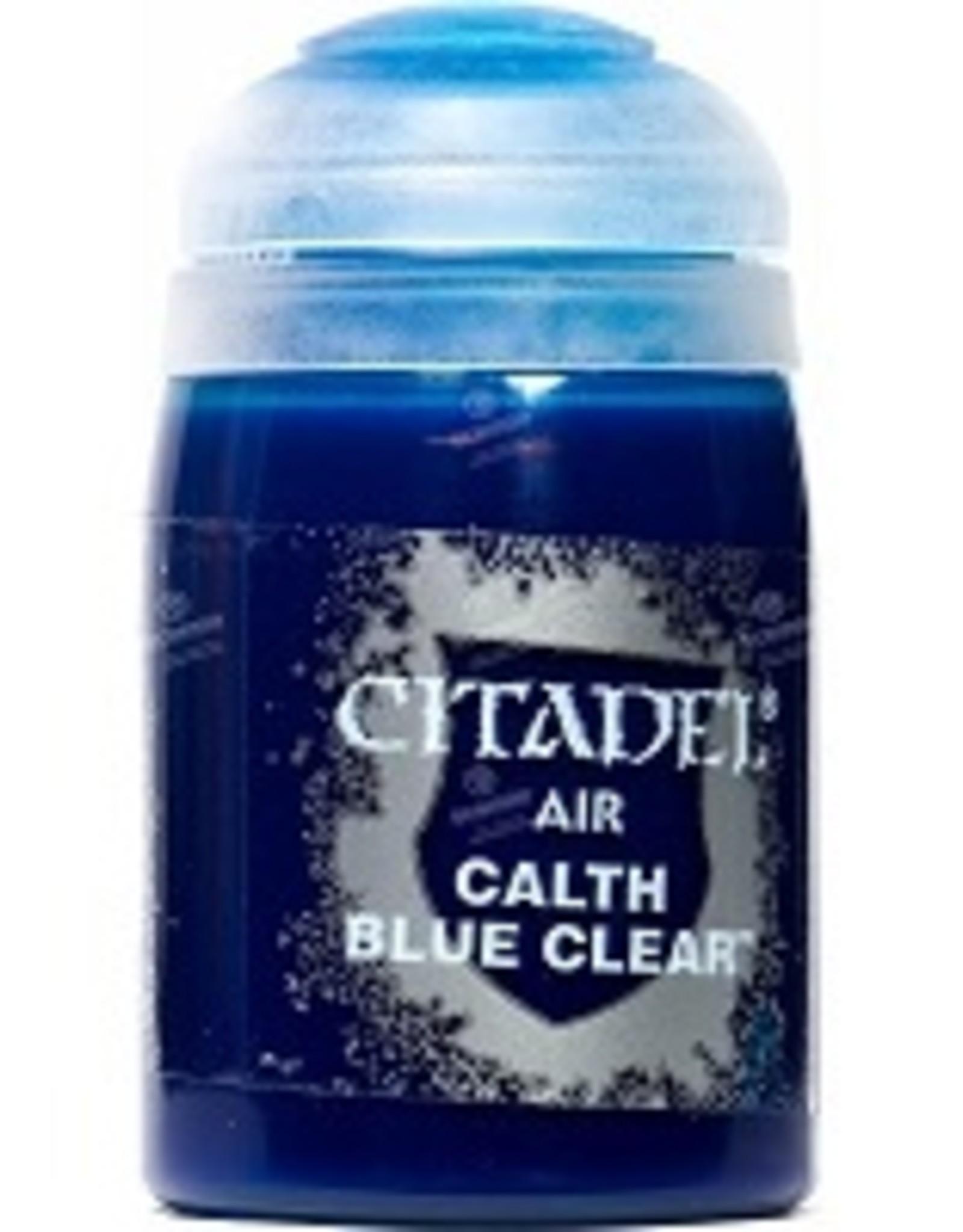 Citadel Citadel Air: Calth Blue Clear (24ml)