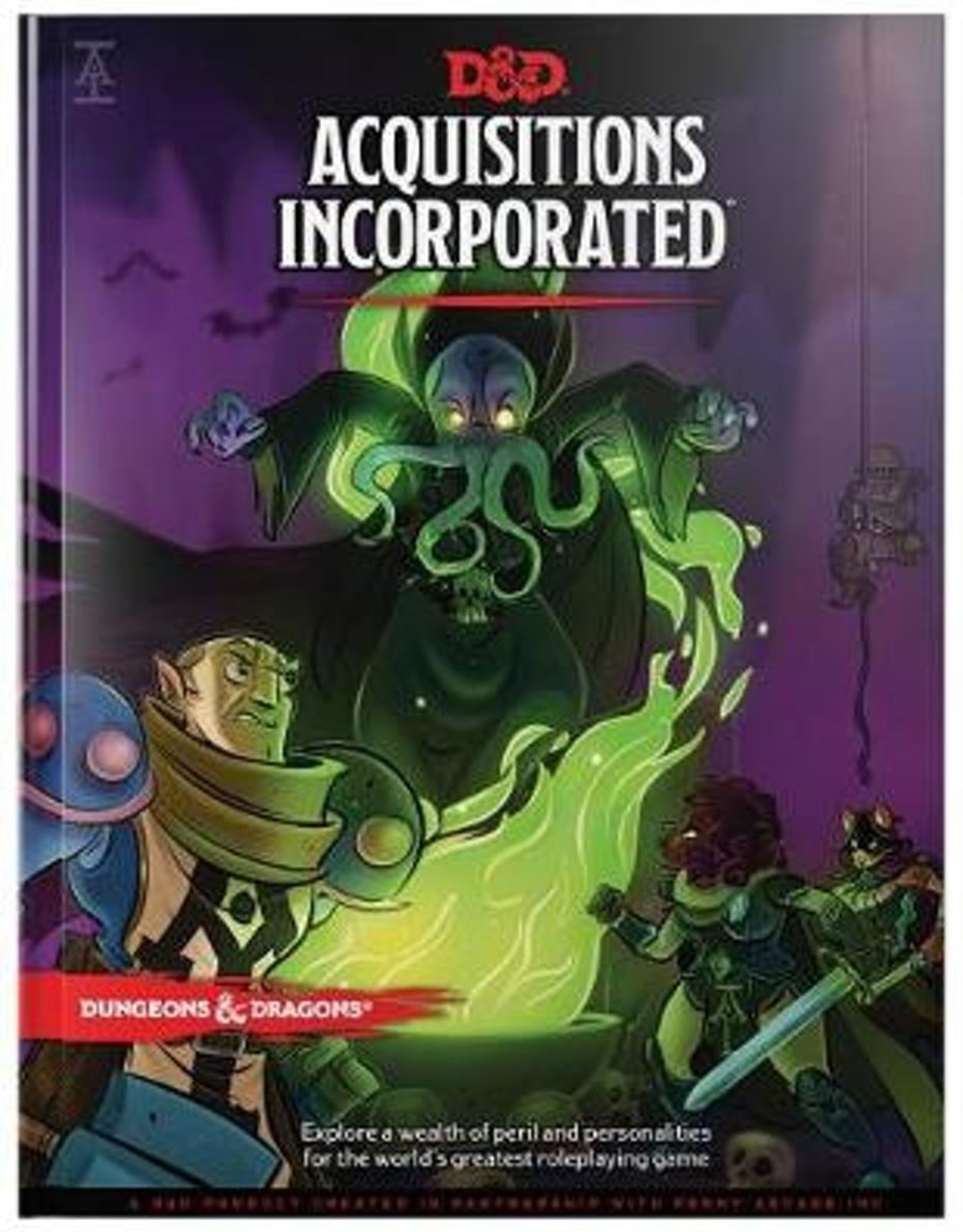 Wizards of the Coast D&D 5th ed. Acquisitions Inc.
