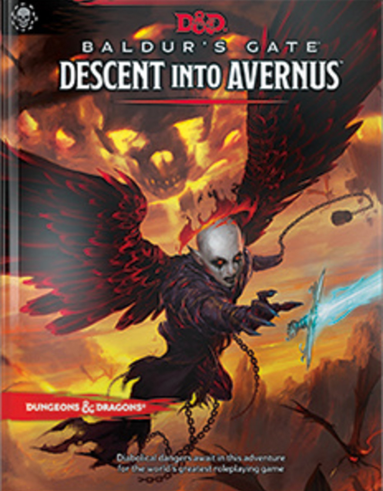Wizards of the Coast D&D 5th ed. Baldur's Gate Descent into Avernus