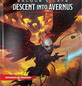 Wizards of the Coast D&D 5th ed. Baldur's Gate Descent into Avernus