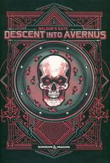 Wizards of the Coast D&D 5th ed. Baldur's Gate Descent into Avernus Limited Edition