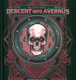 Wizards of the Coast D&D 5th ed. Baldur's Gate Descent into Avernus Limited Edition