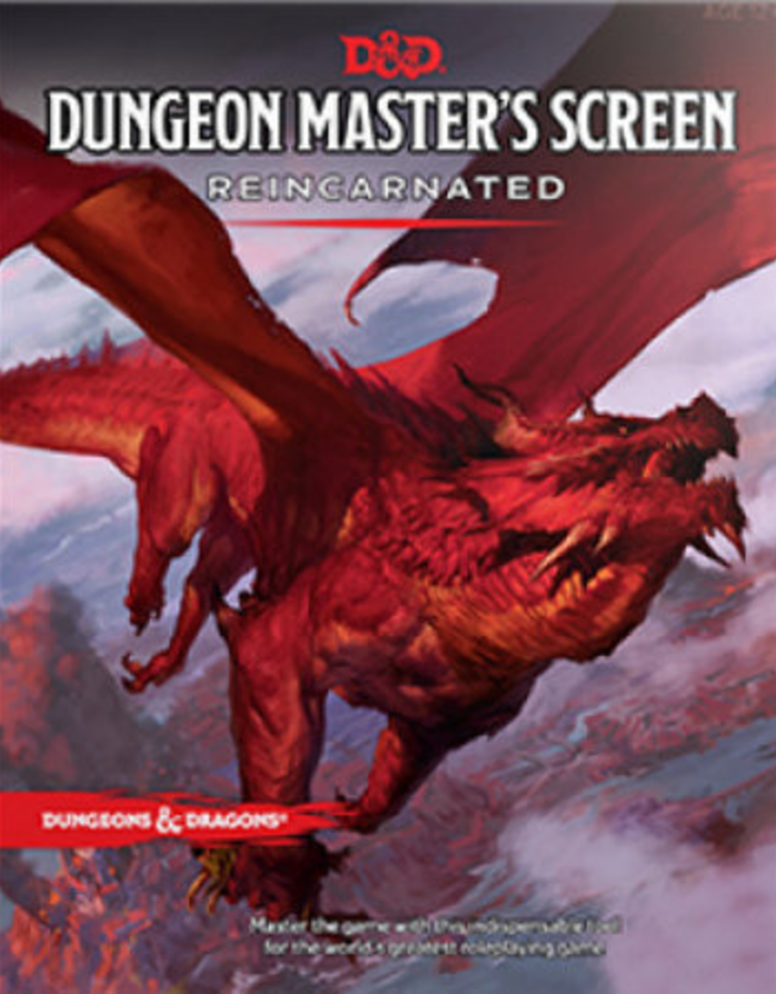 Wizards of the Coast D&D 5th ed. DM Screen Reincarnated