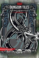 Wizards of the Coast D&D 5th ed. Dungeon Tiles - Reincarnated City