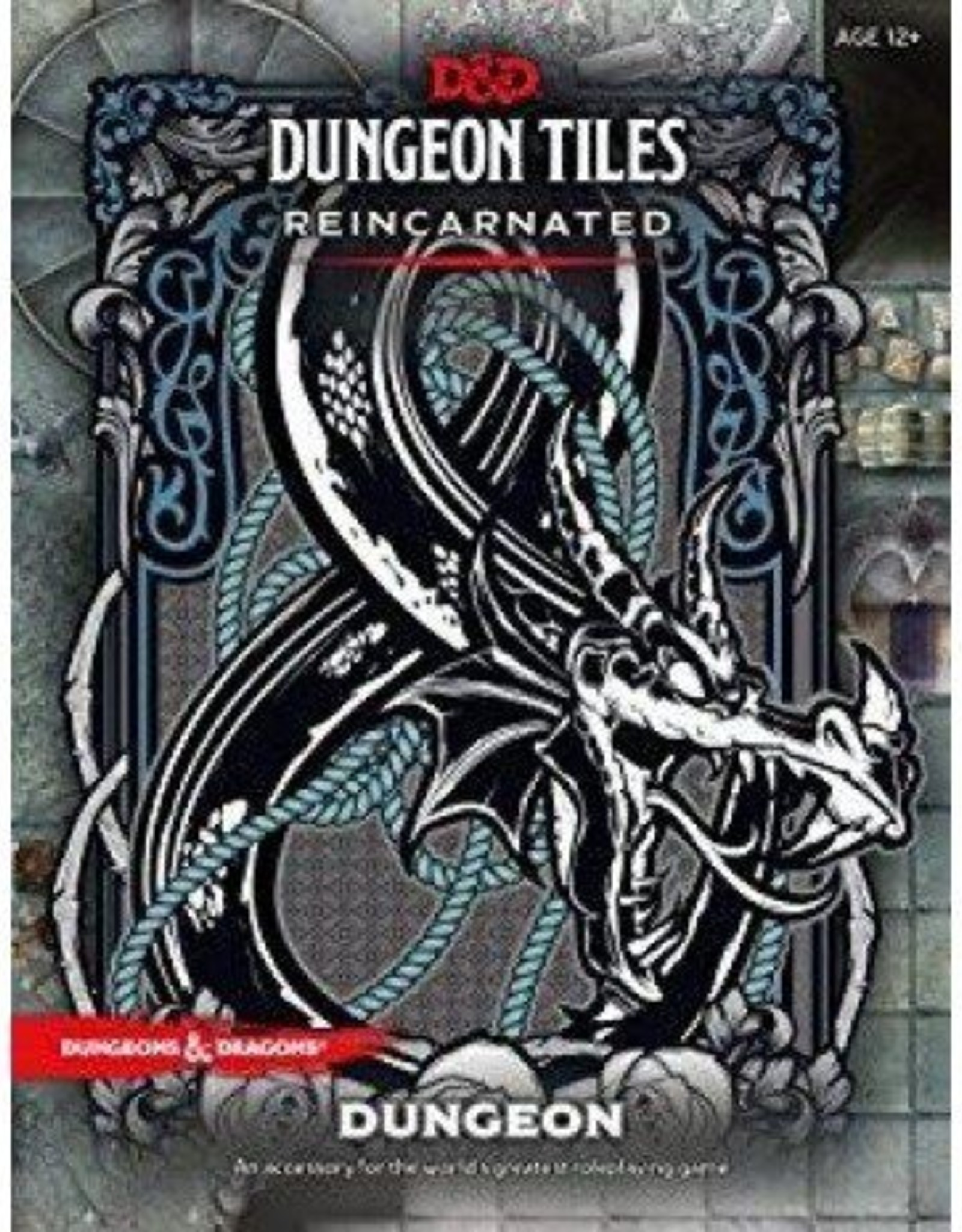 Wizards of the Coast D&D 5th ed. Dungeon Tiles - Reincarnated Dungeons